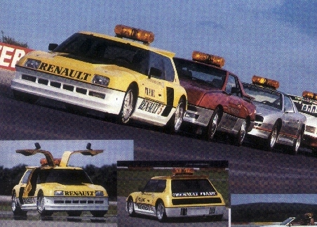 Ppg Pace Car Renault Ii